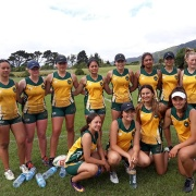 Congratulations WHS Girls Touch Team - Top 8 (7th) 2018 NZSS Touch Champs in Auckland 7-9 December 2018.
