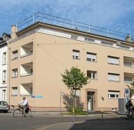Fassade Eulerstrasse