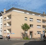 Fassade Eulerstrasse 64