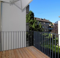 Balkon im 3.OG