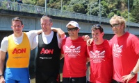 2012 Aon Billy Webb Challenge Athletes