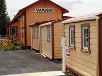 Waihi StWaihi Stationation