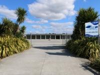 Entranceway off Beach Road