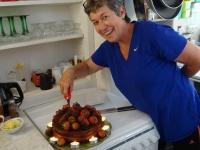 Birthday Cake for Robyn & Lesley