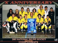 2005 Nationals U14