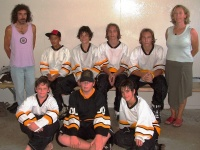 2005 Bauer Cup - Gold