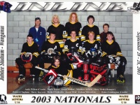 2003 Nationals U16