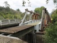 Waitekauri approach awaiting rail to be laid.