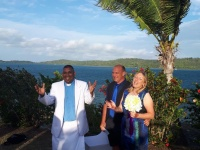 Our Fiji Wedding Package includes a priest & ceremony – you'll love the warm Fijian hospitality!