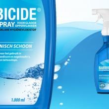 Barbicide Spray polocosmetics