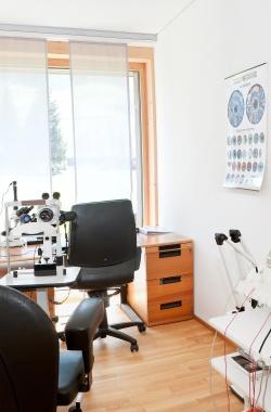 Iris- & Augendiagnose