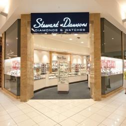 Stewart Dawsons Shop Front