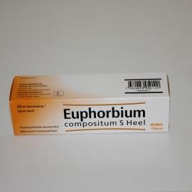 Euphorbium compositum Nasenspray 20ml