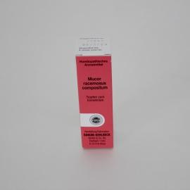 Mucor racemosus compositum Tropfen 10ml