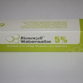 Bienenzell Wadensalbe 5% 100g