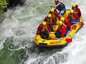 Rotorua White Water Rafting