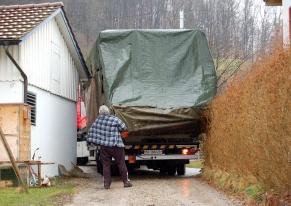 lastwagentransporte