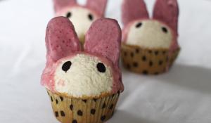 My Melody Vegan Cupcakes