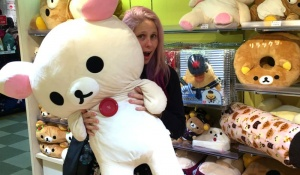 Just another Rilakkuma store in Japan