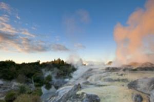 Rotorua - Thermal Area
