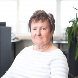 Åshild Irene Østerbø - Hycom