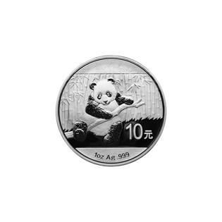 1 oz Silver Chinese Panda