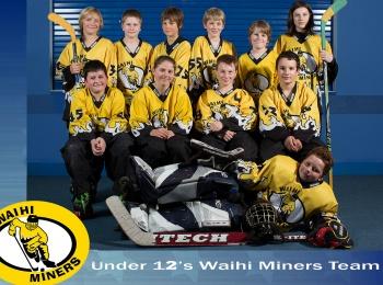 2013 Miners U12