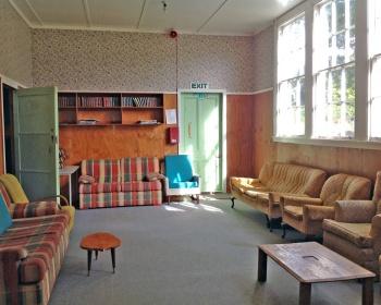 Dorm Lounge