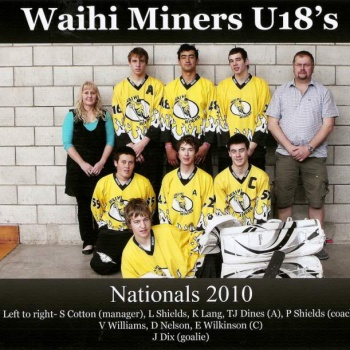 2010 U18 Nationals