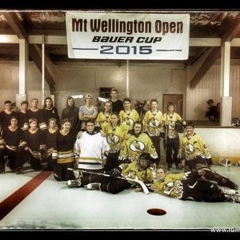 Bauer Cup 2015 U14's