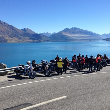 Harley Davidson Guided Tours New Zealand
