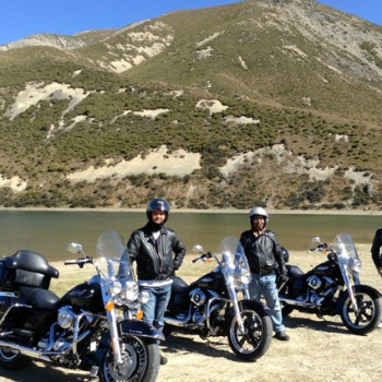 Harley Davidson Independent Tours New Zealand