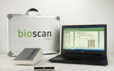 Bioscan SWA - Praxisnaher & schneller Patienten-Scan