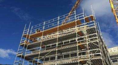 Alt innen byggesøknader og byggemeldinger i Bergen og omegn