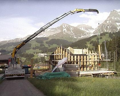 Kranarbeit Solothurn