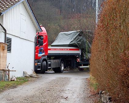 Transportpartner in Bellach