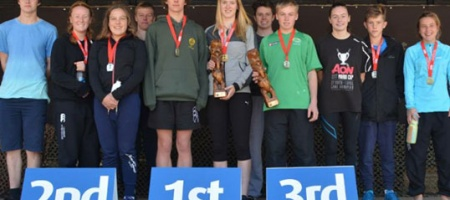 Congratulations to Whanganui High School who cleaned up both the male, and female, Toughest School competition.