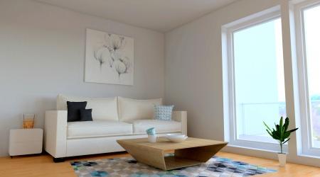 Boligblokk Voss - Sofa