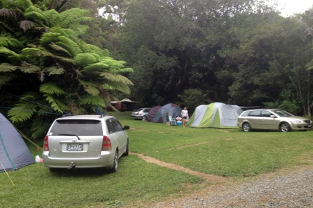 Wentworth Valley Camp