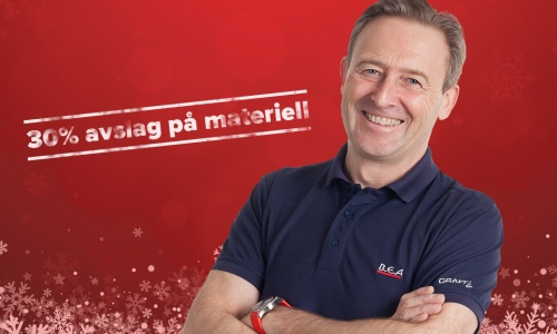 Sveinung Vorland i BEA - tilbud elektriker i Bergen 2018