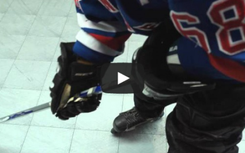 Inline Hockey Skills - Passing