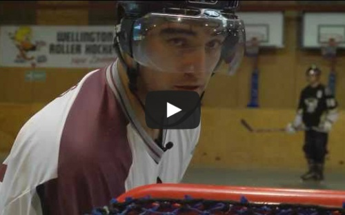 Inline Hockey Skills - Defence