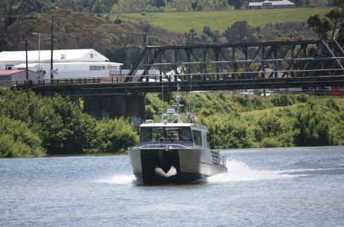 On the Whanganui River