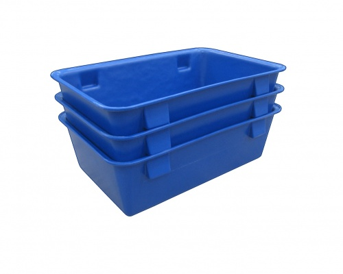 19L Plastic Meat Freeze Process Tray