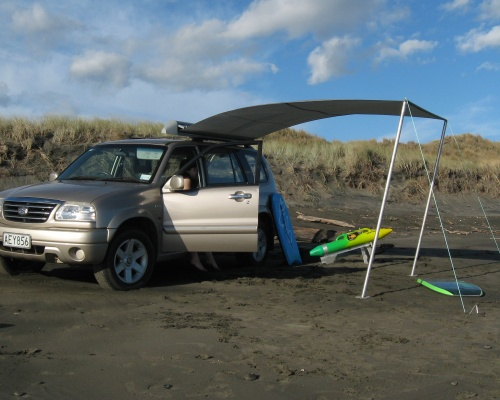Caravan Motor Home Awning Plastic Manufacturers Rotational Moulders New Zealand