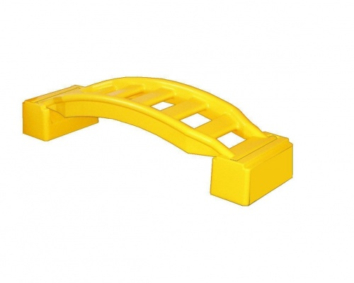 Play-stax 3 piece arch ladder set