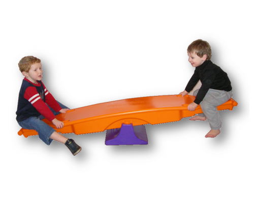 Play-stax seesaw playgroup