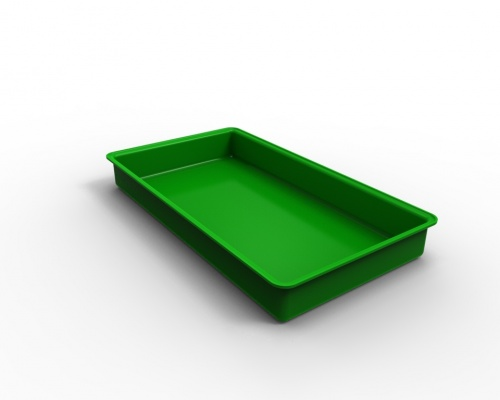 oil change drip container - FDA food process tray