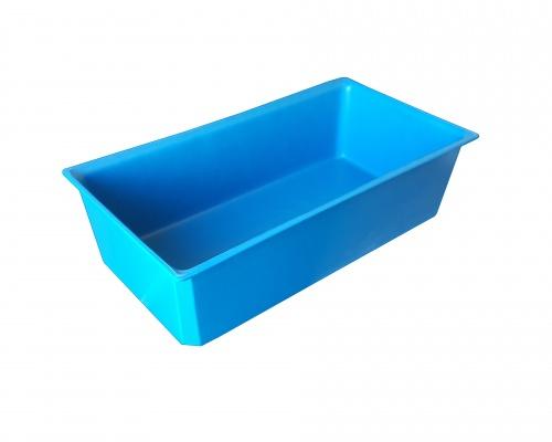 20L FDA approved LDPE plastic bin