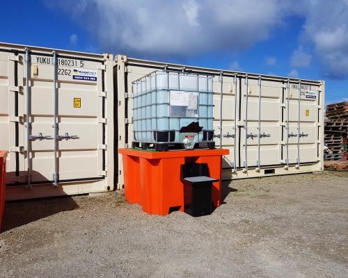 Adblue IBC Storage Decanting Fill Station